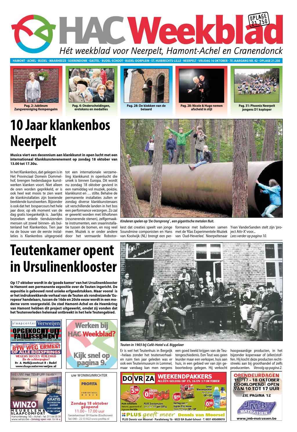 An Swartenbroekx Naakt hac neerpelt week 42 2015hac weekblad - issuu