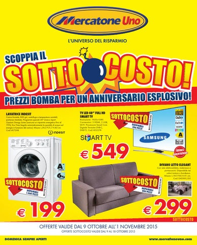 Mercatoneuno catalogo 9ottobre 1novembre2015 by CatalogoPromozioni ...