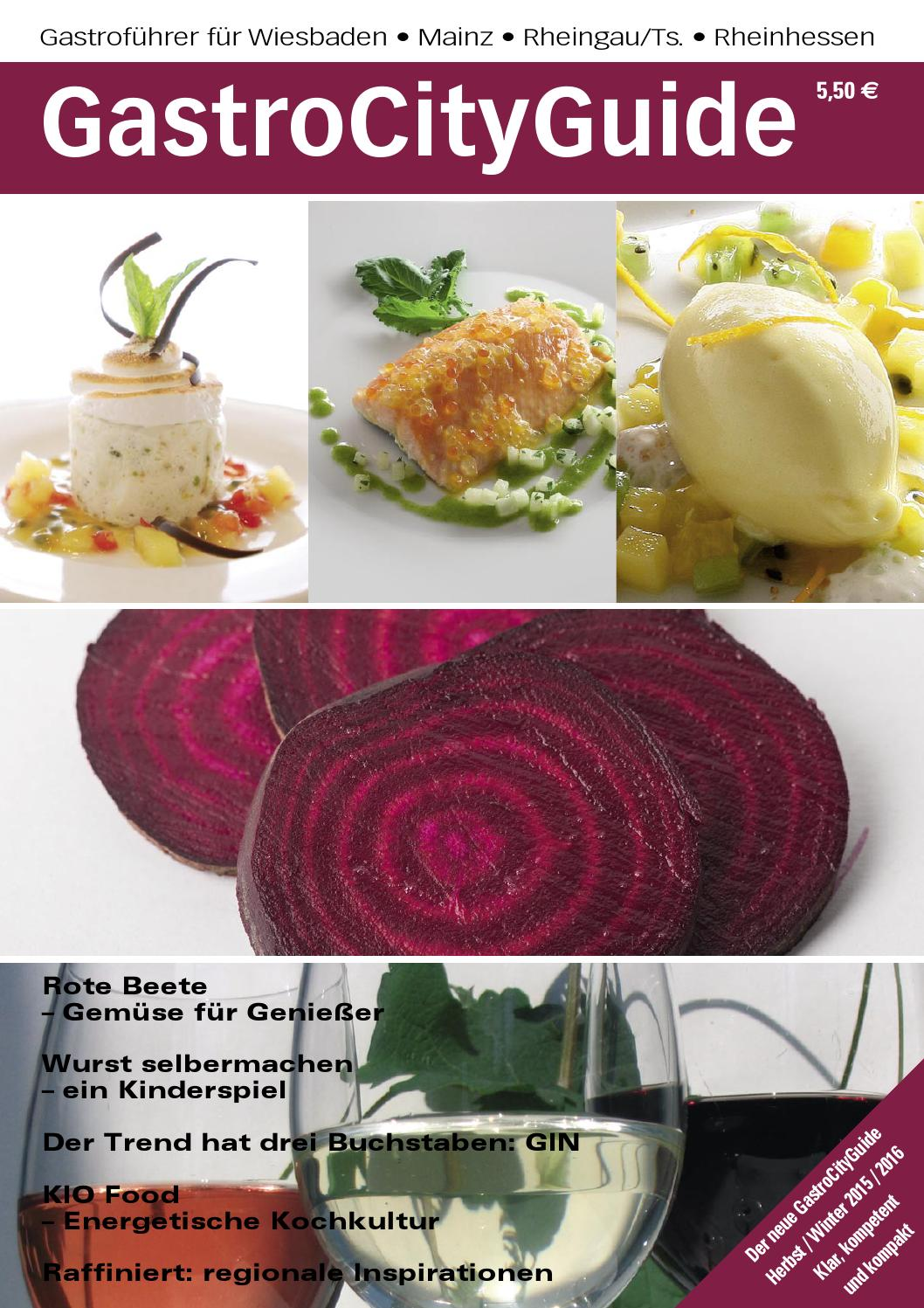 GastroCityGuide, Ausgabe 2 / 2015 by Petra Esser - issuu