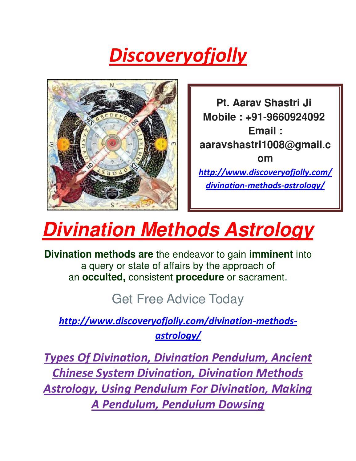Divination Methods Astrology, 9660924092 by Rahini Rajpoot