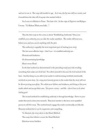 writing craft essays by chuck palahniuk by joao malossi issuu page 6