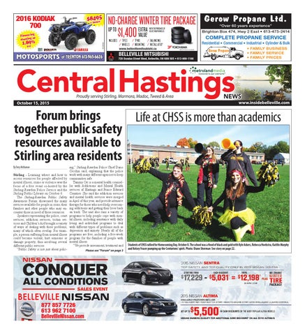 Quinte100115 by metroland east quinte west news issuu centralhastings101515 fandeluxe Images