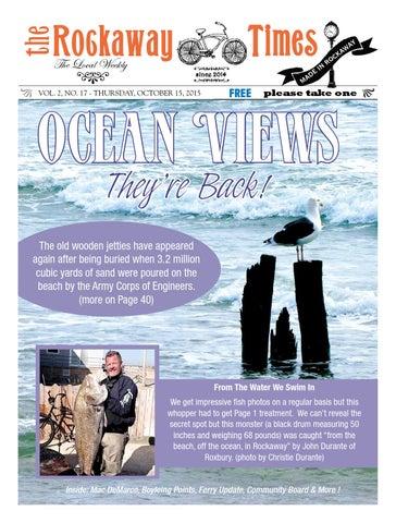 Rockaway Times 10 15 15 By Rockaway Times Issuu