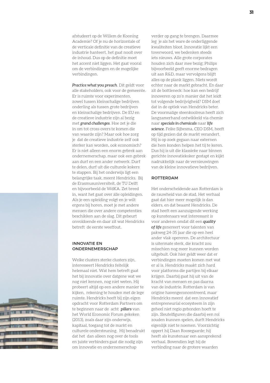 Innovatiehubs Rotterdam By Stipo Issuu