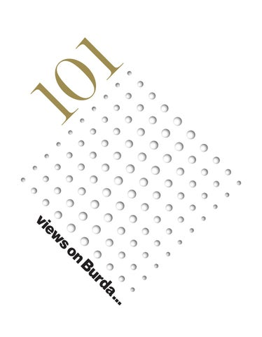 101 Views On Burda By Hubert Burda Media Issuu