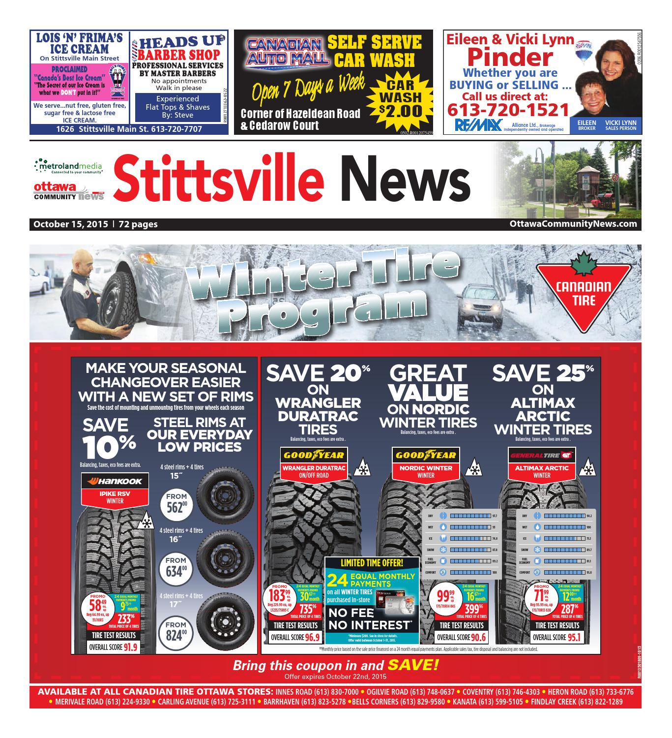 a2f82d0a9b Stittsville101515 by Metroland East - Stittsville News - issuu