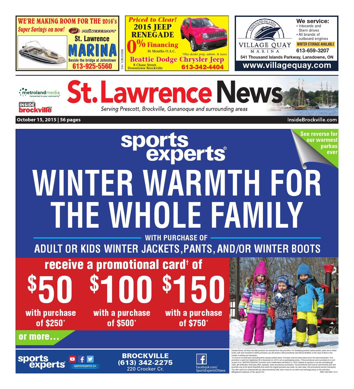 Stlawrence101515 by metroland east st lawrence news issuu fandeluxe Gallery