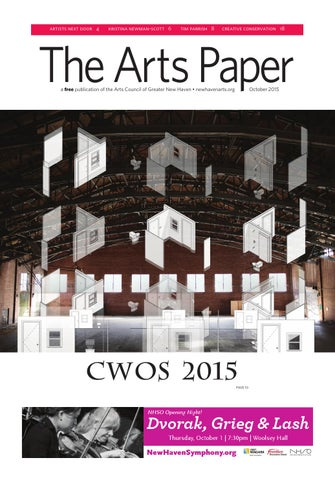 faedf49443b The Arts Paper October 2015 by Arts Council - issuu