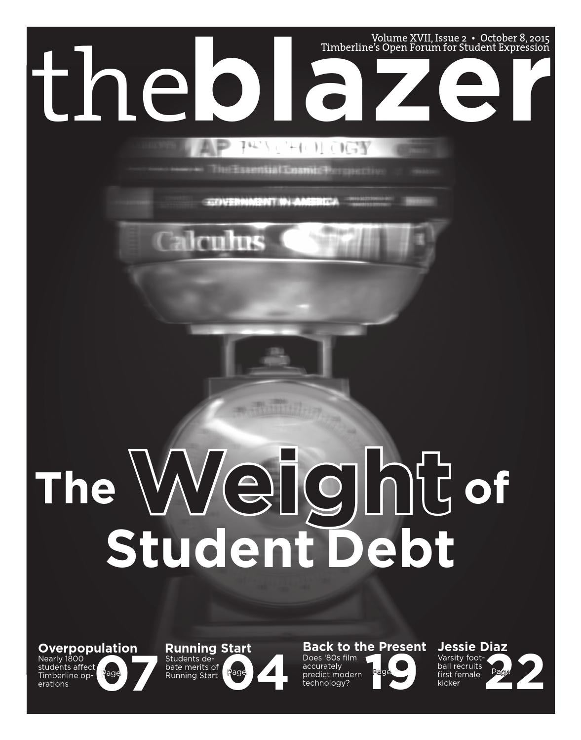 October 2015 by The Blazer News - issuu