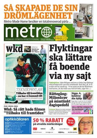 0f3ca83937e9 20151016_se_goteborg by Metro Sweden - issuu