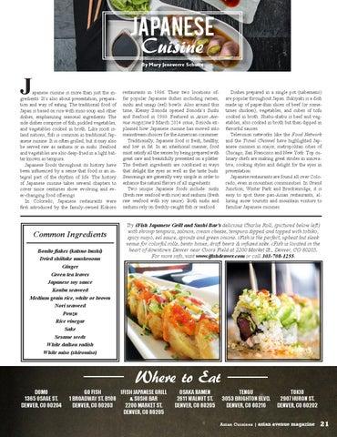 Question Quite asian avenue menu are