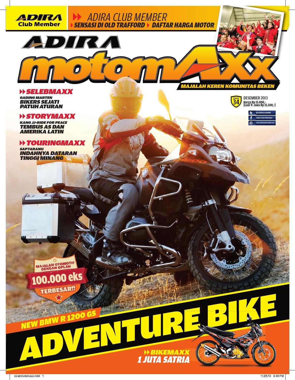 Motomaxx 12 2013 by adira member issuu