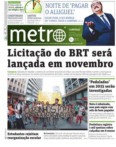cf83d114545 20151016 br metro campinas by metro brazil - issuu