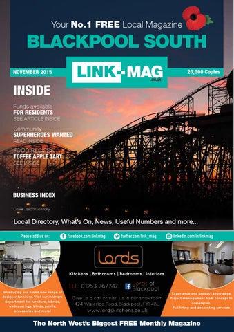 Blackpool south magazine november 2015 by LINK-MAG - issuu
