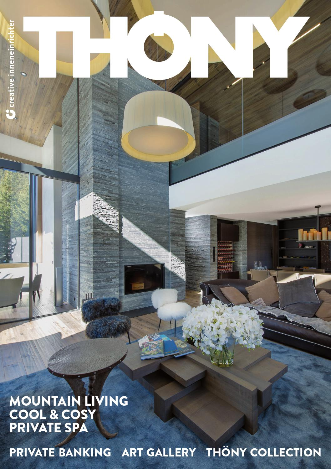 THÖNY COLLECTION 2015 - 2016 by Sitewalk - issuu