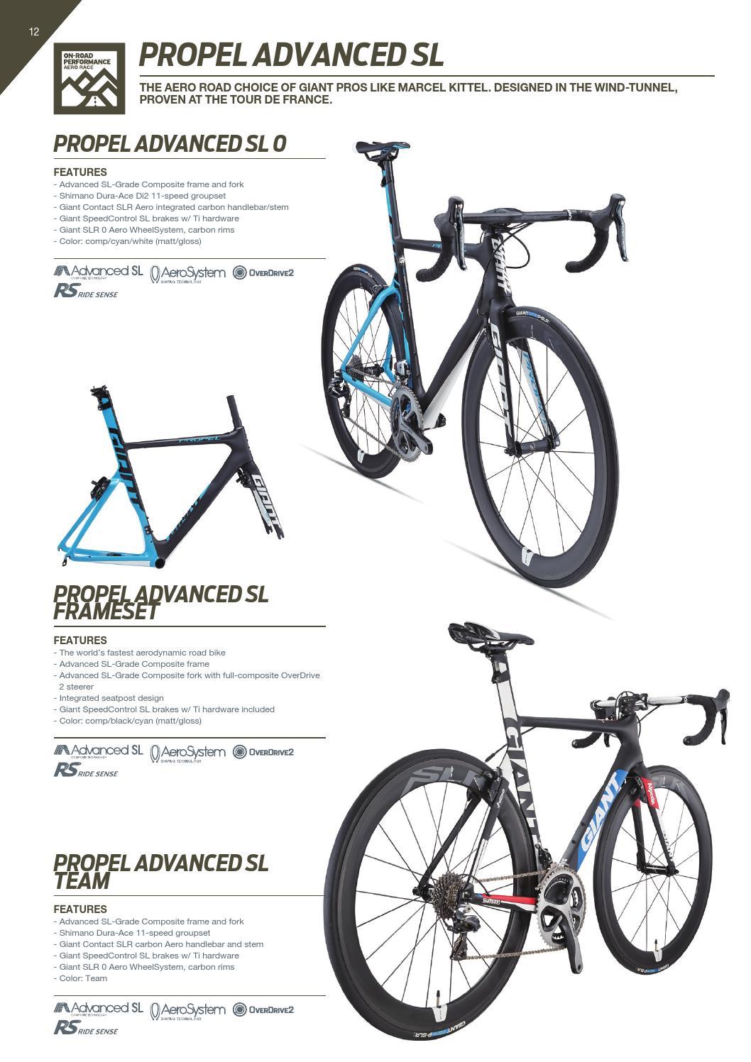 Catalogo Giant 2016 by BikeMTB net - issuu