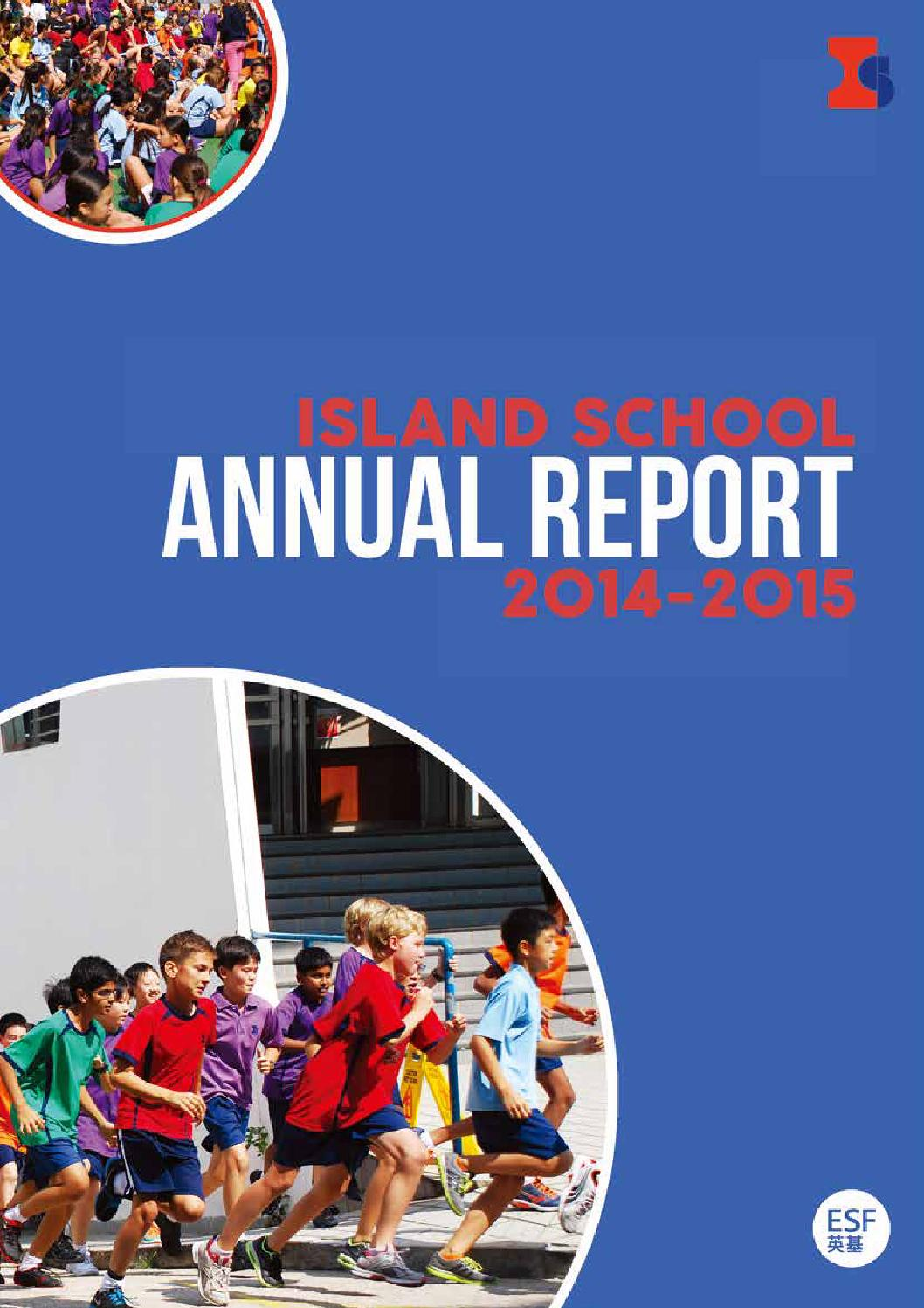 What To Sell >> Island School Annual Report 2014-2015 by Samantha Y. Fong ...