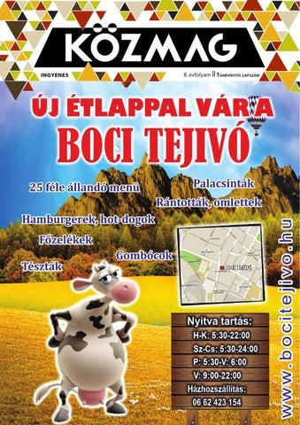 """Cover of """"KÖZMAG Középiskolások Magazinja - Tanévnyitó Lapszám - 2015-09 – Szeged"""""""