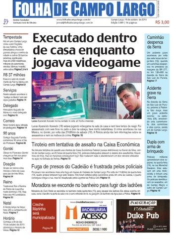 Folha de Campo Largo by Folha de Campo Largo - issuu 647b65163a5