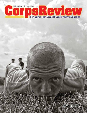 7424c042834 Corps Review Vol. 24 No. 2 Spring 2014 by Virginia Tech Corps of ...