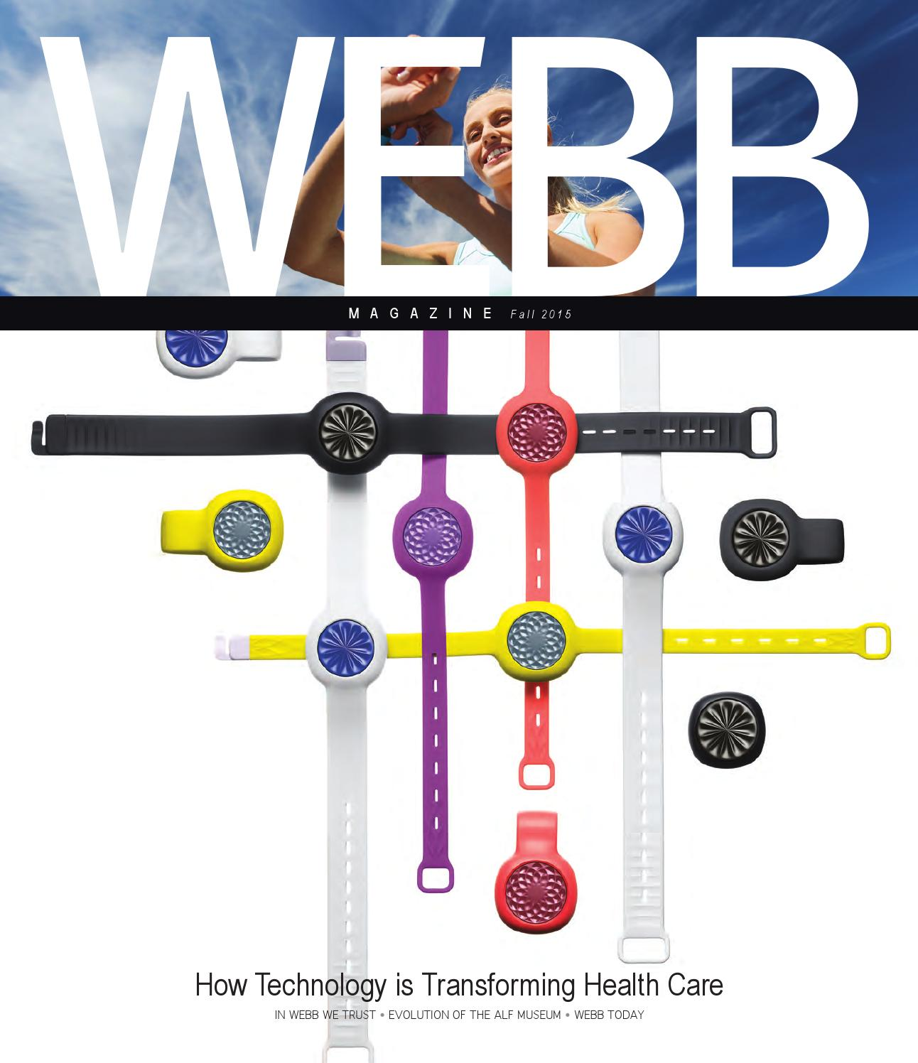 WEBB Magazine Fall 2015 edition by The Webb Schools - issuu