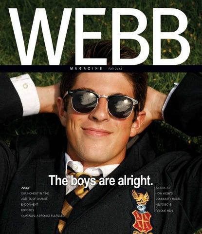 1ec22155be54 WEBB Magazine Fall 2013 edition by The Webb Schools - issuu