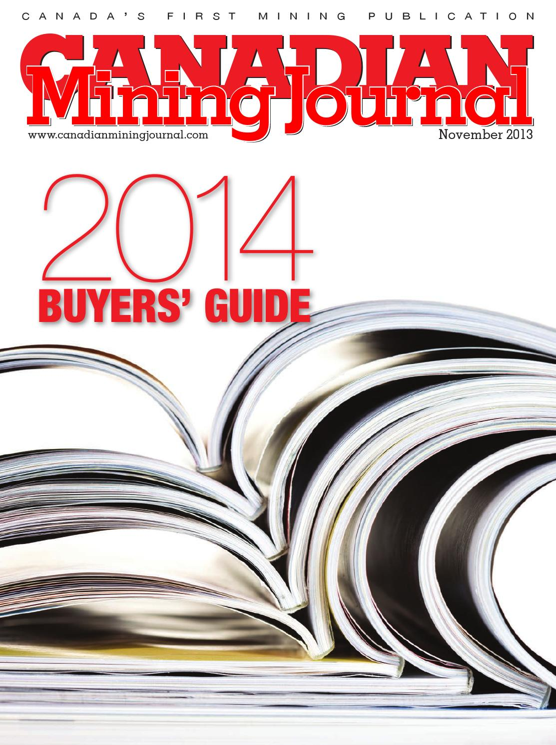 Canadian Mining Journal November 2013 By The Northern Miner Group 1991 Mercy 420 Sel Fuse Box Diagram Issuu