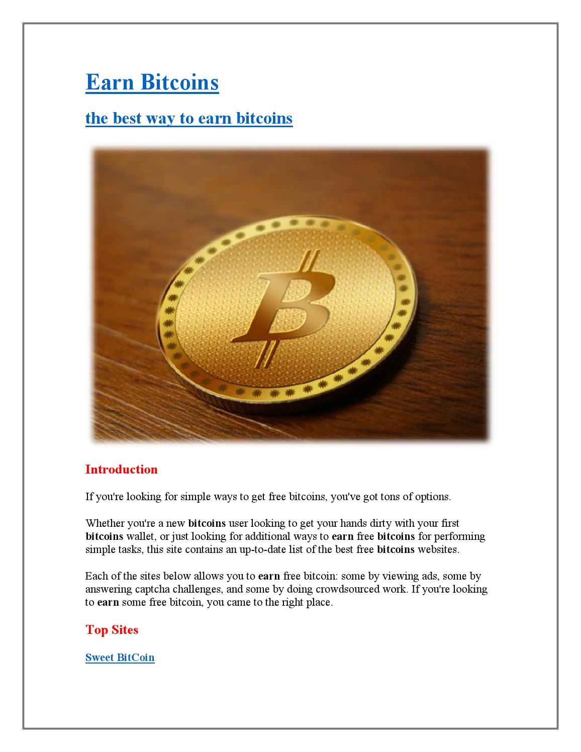 Dirty bitcoins for free ater powolny bitcoins
