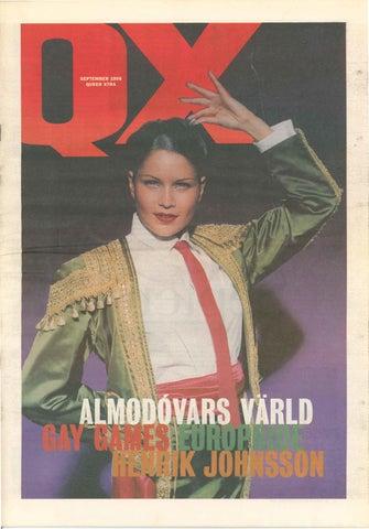 QX september 1998 by QX Förlag - issuu a53e4b7afbad8