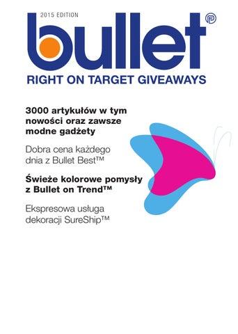 cc3f5536b7e27 Bullet - katalog główny by eurogift - issuu