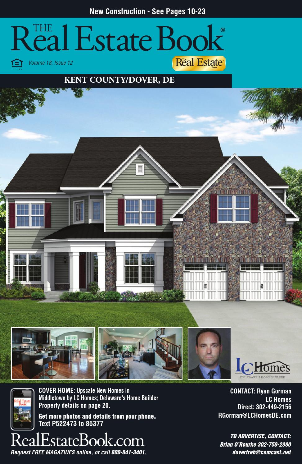 New Construction Homes In Kent County Delaware