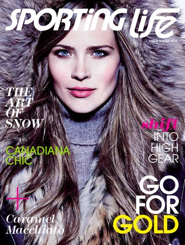 Canada Goose chateau parka online discounts - Sporting Life 2015 by S-Media - issuu
