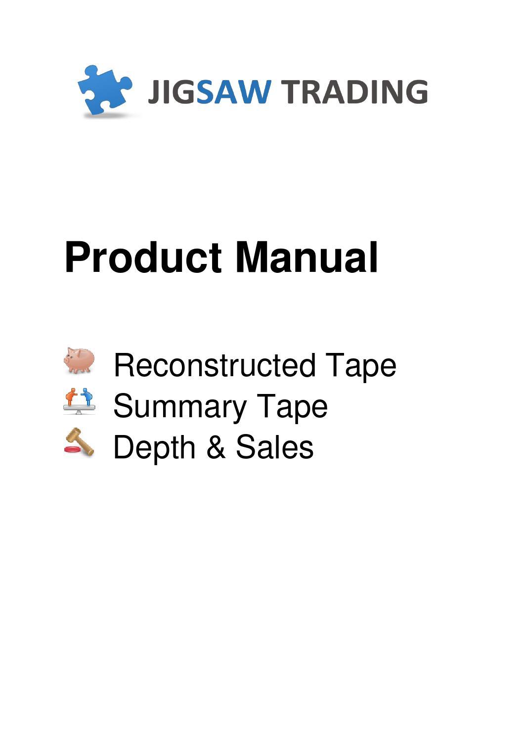 Jigsaw product manual v5 2 9 6 by JiggyDave - issuu