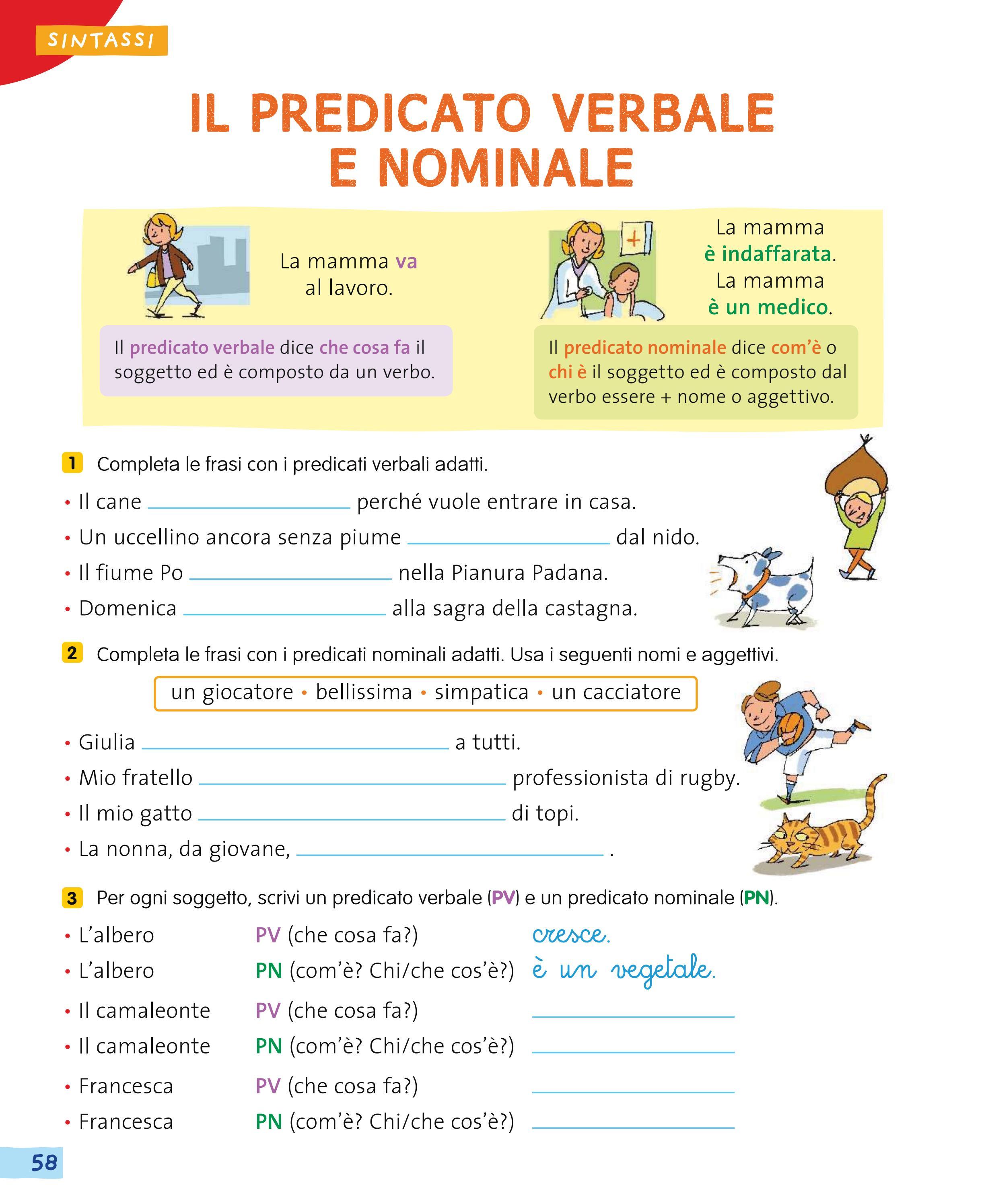 A Come A Scuola Insieme Grammatica By Utenti Dapassanosezionec