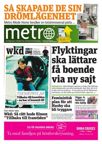 the latest 803fe 780a8 20151016 se stockholm by Metro Sweden - issuu