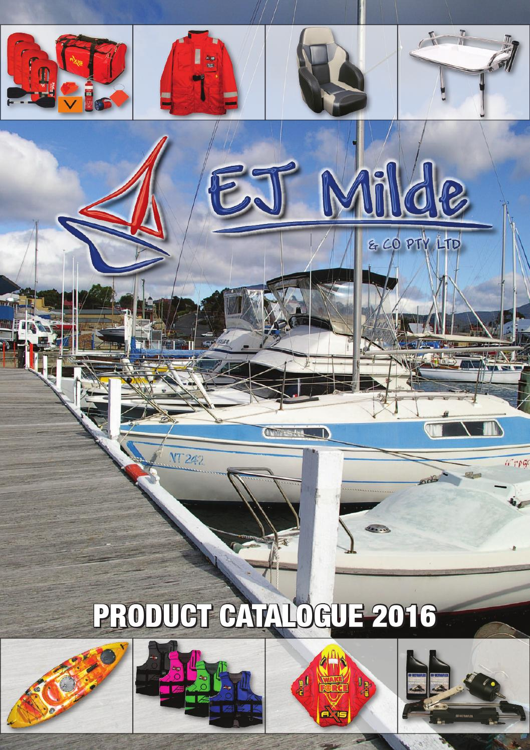 Ej Milde Product Catalogue 2016 By Co Pty Ltd Issuu Led Control Products Lectrotab Electromechanical Trim Tab Systems