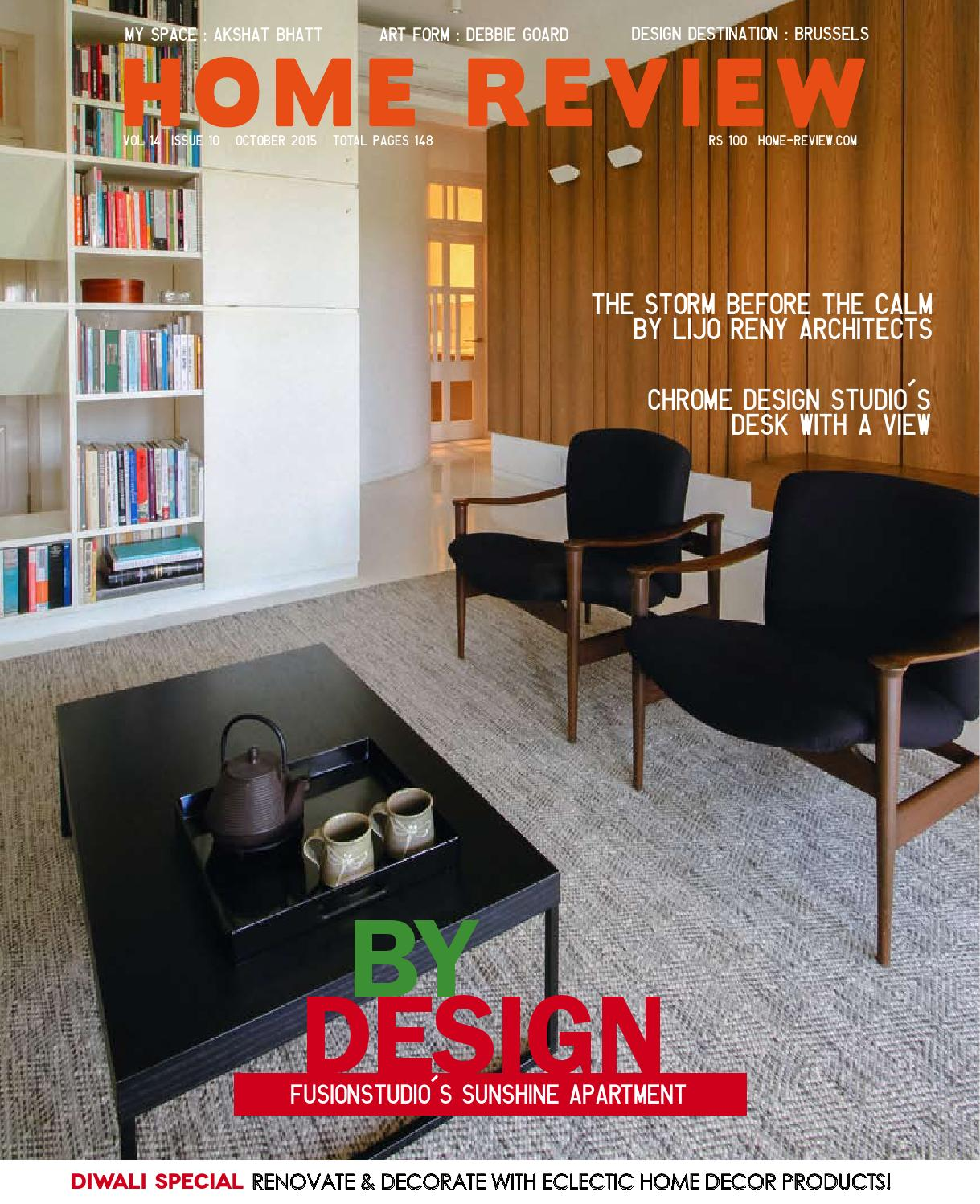 Home review october 2015 by home review issuu