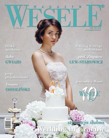 f464dd4e81 Magazyn WESELE 3 39 2015 by Magazyn Wesele - issuu