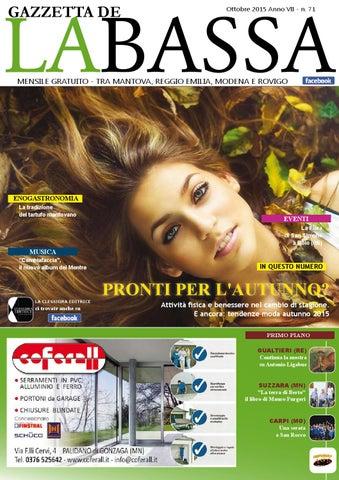 6ed1bbac83 Gazzetta della Bassa