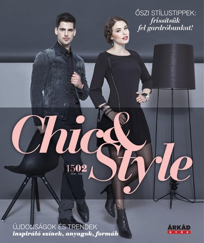 2b3bb4690b Chic & Style house magazin 2015/2 by Company Info Kft. - issuu