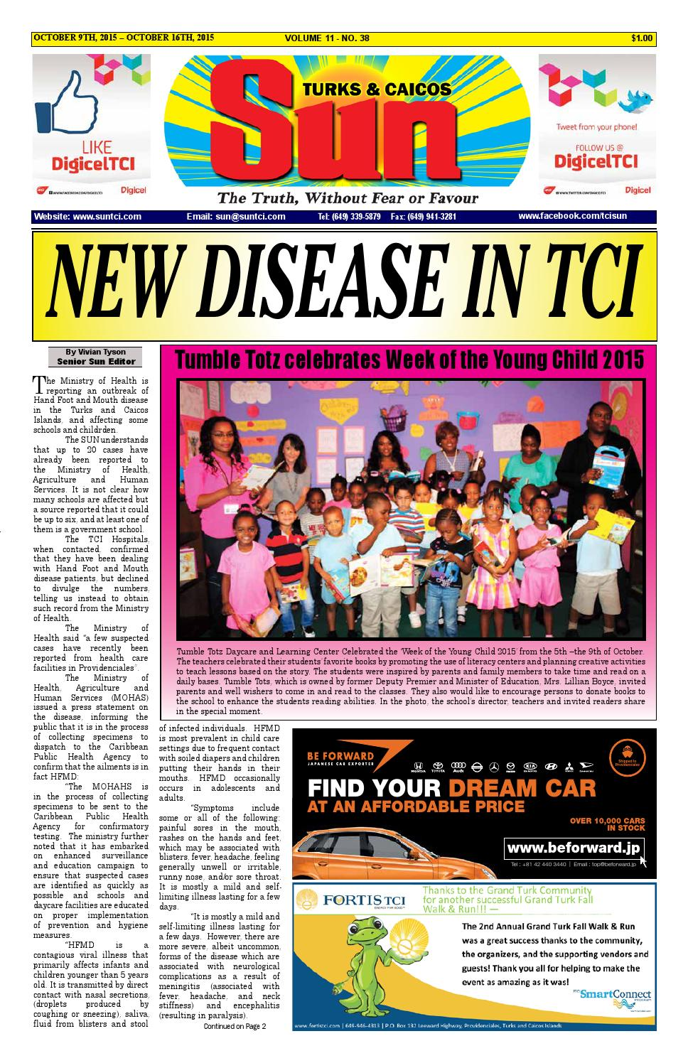 VOLUME 11 ISSUE 38 by The SUN Newspaper - issuu