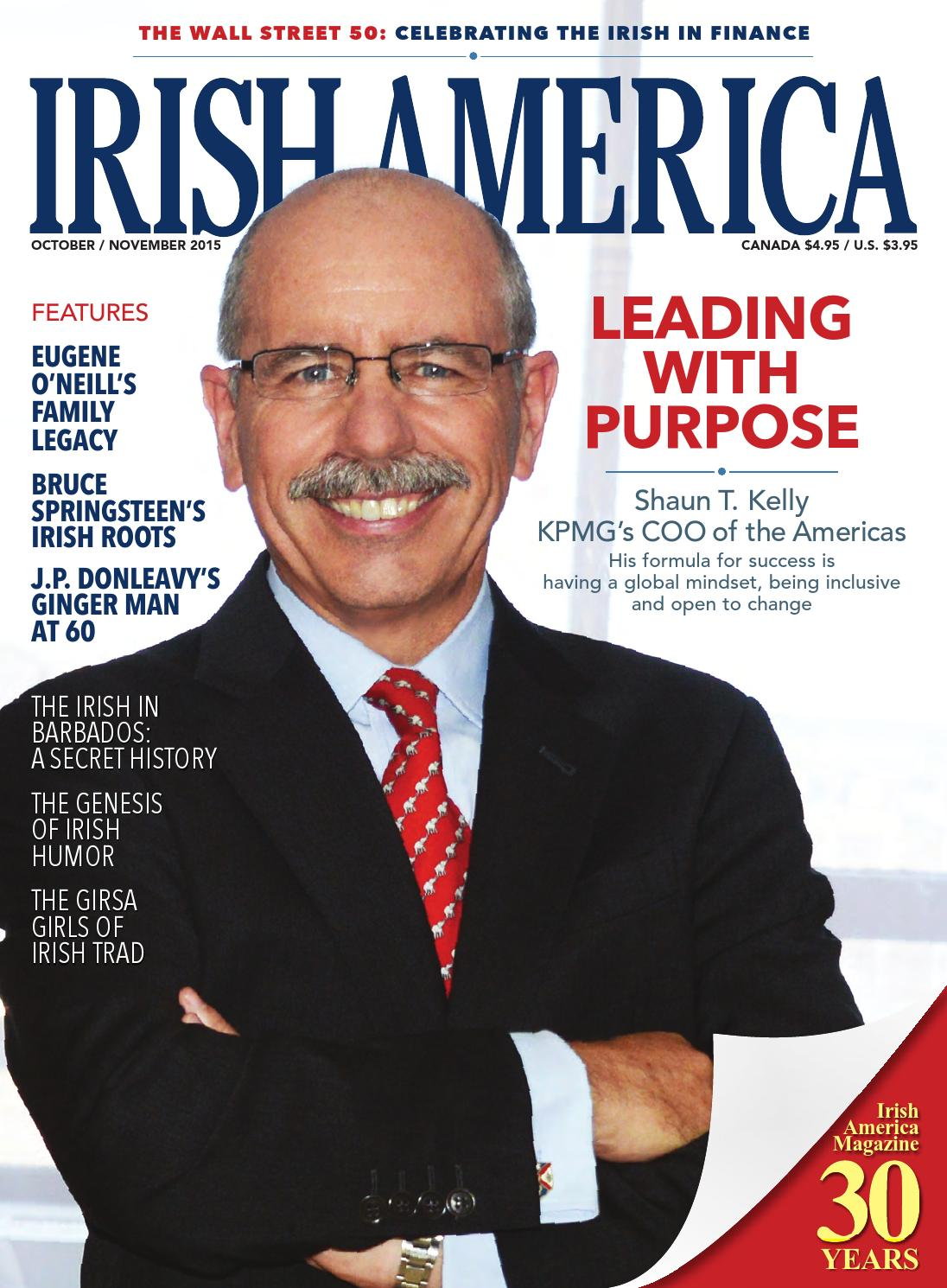 Irish america october november 2015 by irish america magazine issuu fandeluxe Gallery