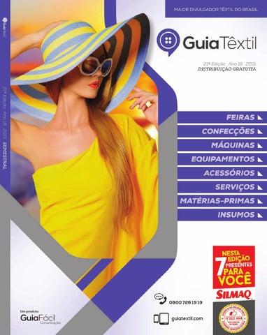 83331ab64b5c6 Guia têxtil - 21ª Edição by Guia Têxtil - issuu