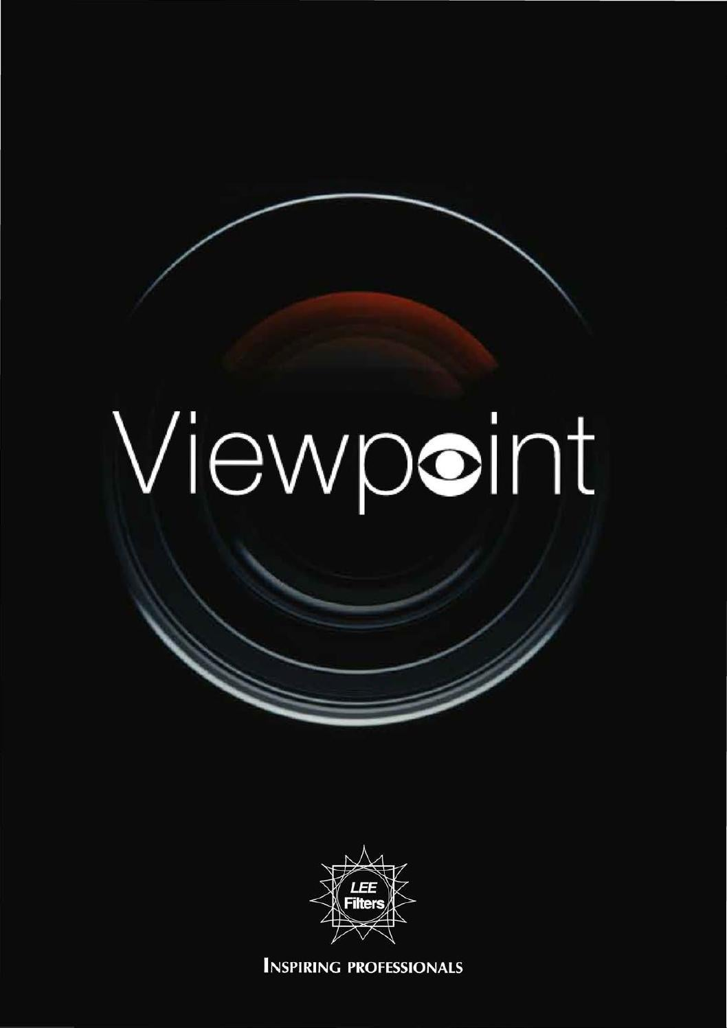 Viewpoint V10 By Lee Filters Issuu Double Slotted Lens Hood