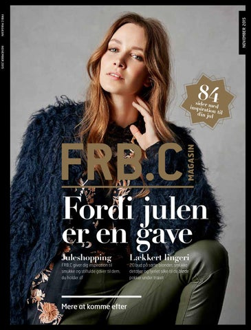 bee48e9bad12 FRB.C Magasin nr. 4 2014 by FRB.C Magasin - issuu