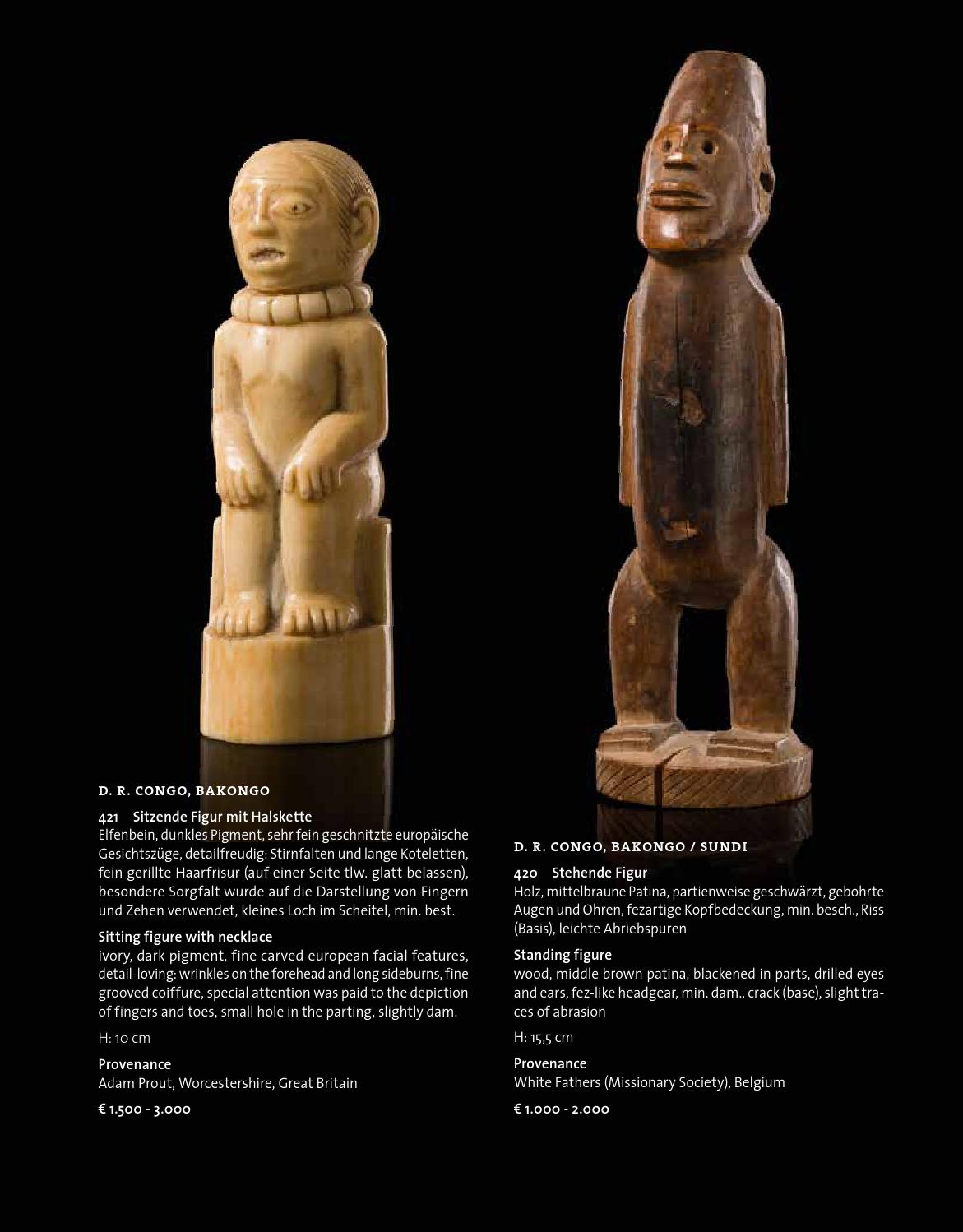 81 Tribal Art Auction 31 October 2015 Starting At 2 Pm Cet By