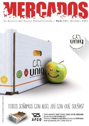 Especial Fruit Attraction 2015. OCTUBRE. by Revista Mercados - issuu 3c949dd3a7d