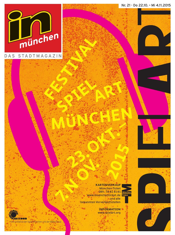 e5555799c56c33 in münchen Ausgabe 21 2015 by InMagazin Verlags GmbH - issuu