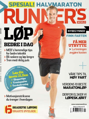 af4710ed Runner's World 415 by Runner's World Norge - issuu