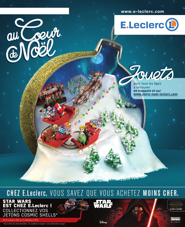 Catalogue Leclerc spécial jeux et jouets Noël 2015 by Margot Ziegler - issuu 900b845956de